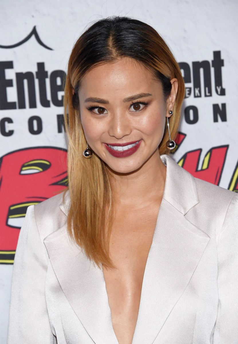 Jamie Chung, Entertainment Weekly Comic-Con party, 2017