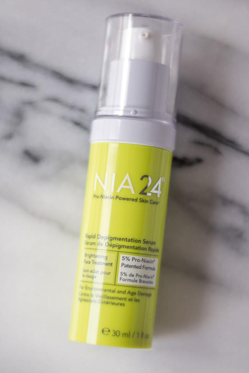 NIA24 Rapid Depigmentation Serum