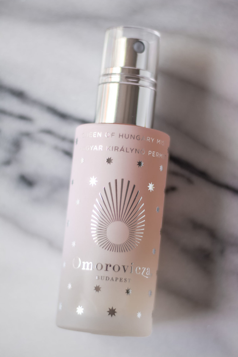 Omorovicza Limited Edition Queen of Hungary Mist