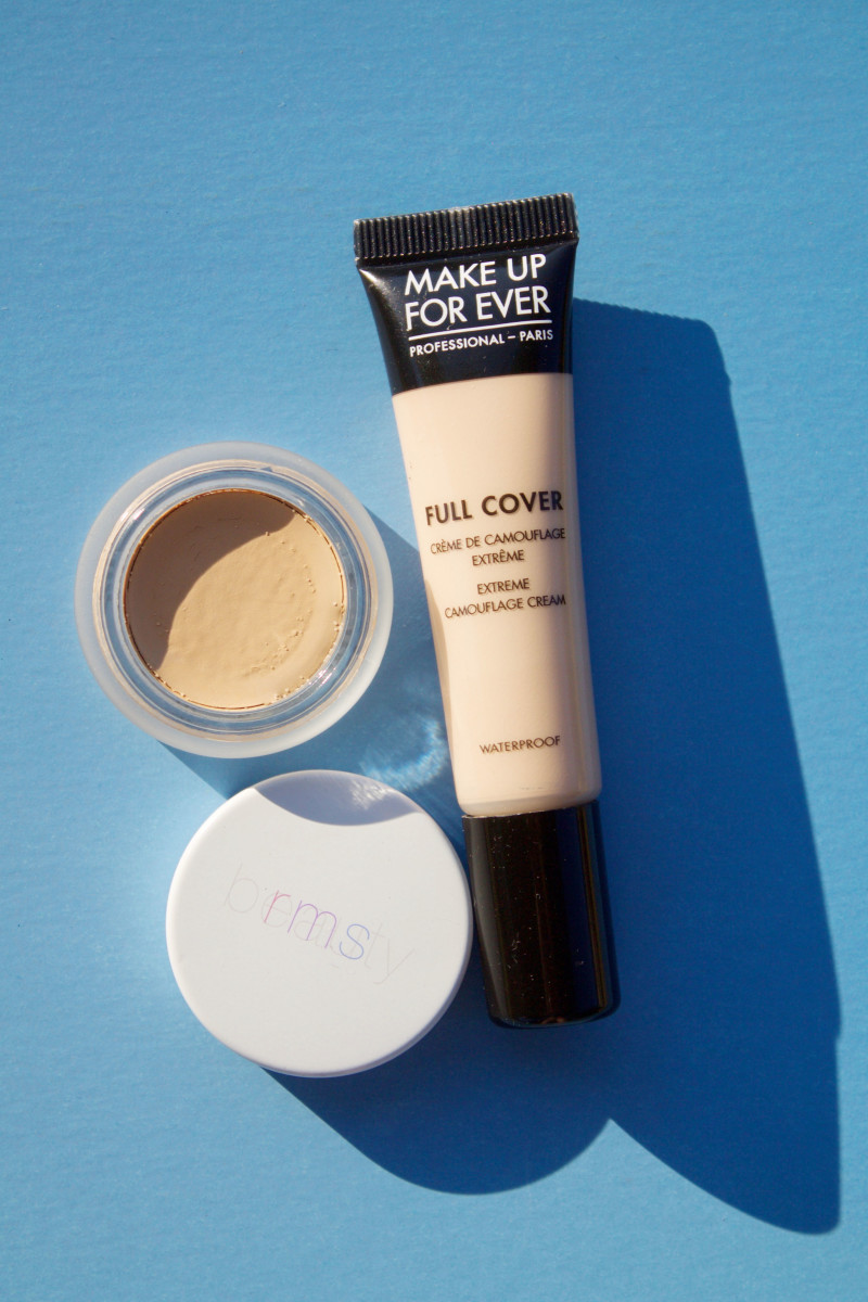 Concealers for allergies