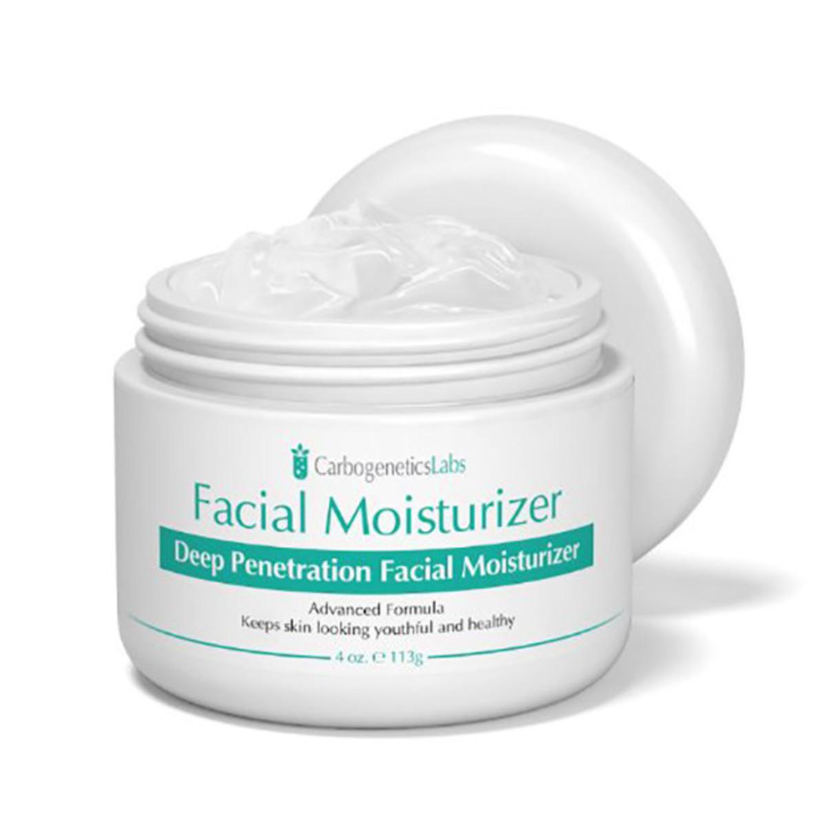 Carbogenetics Facial Moisturizer