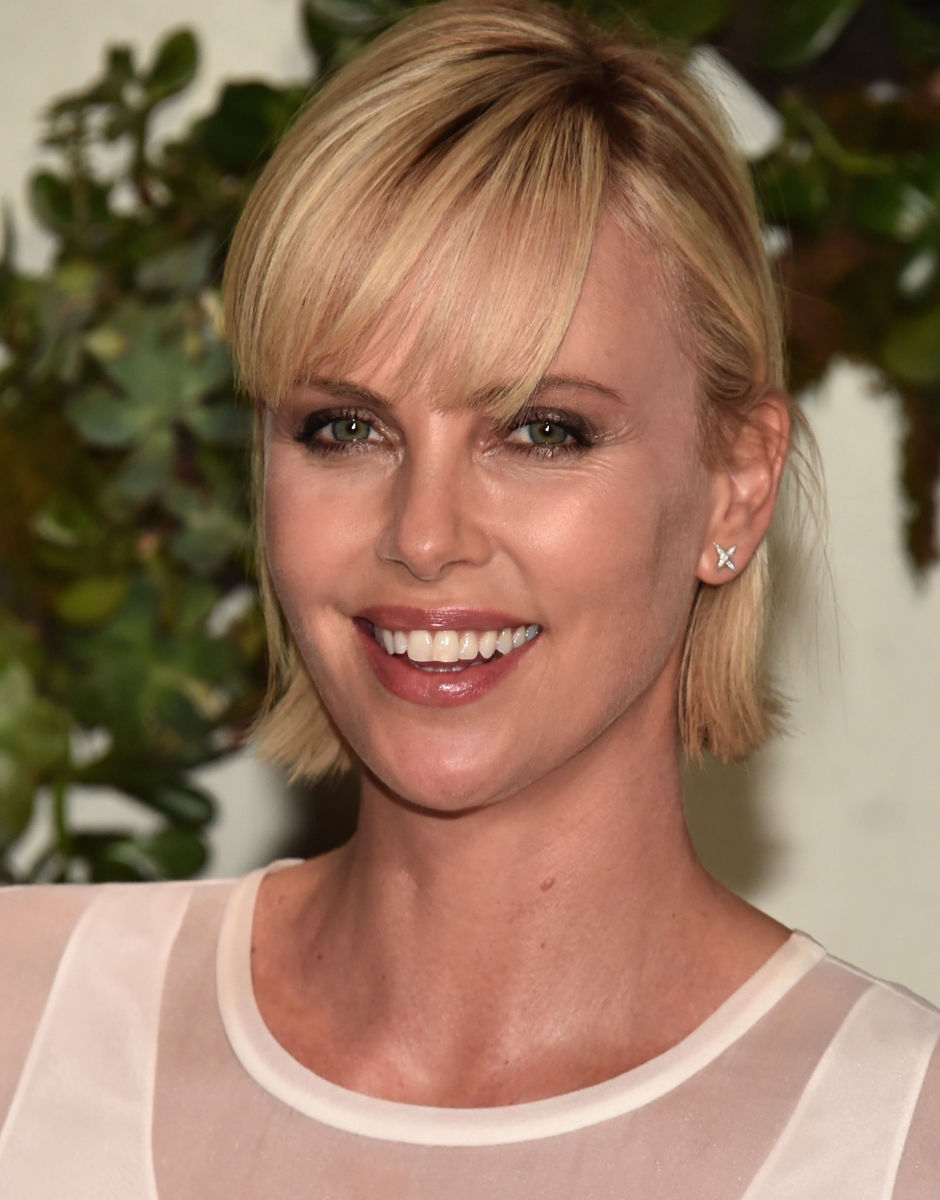 Charlize Theron, Kubo and the Two Strings photocall, 2016