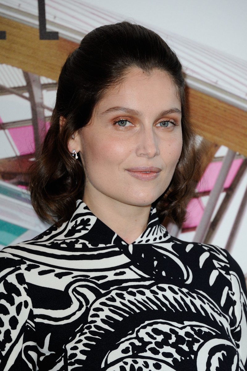 Laetitia Casta, The Art of Giving Love Ball Naked Heart Foundation photocall, 2016