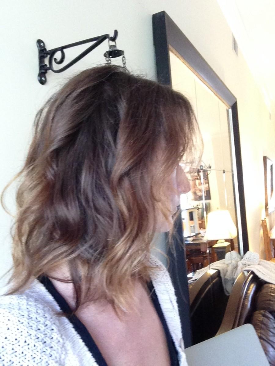 Hair consultation - Ashley