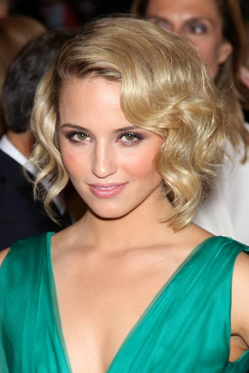 Dianna Agron, Met Gala 2012