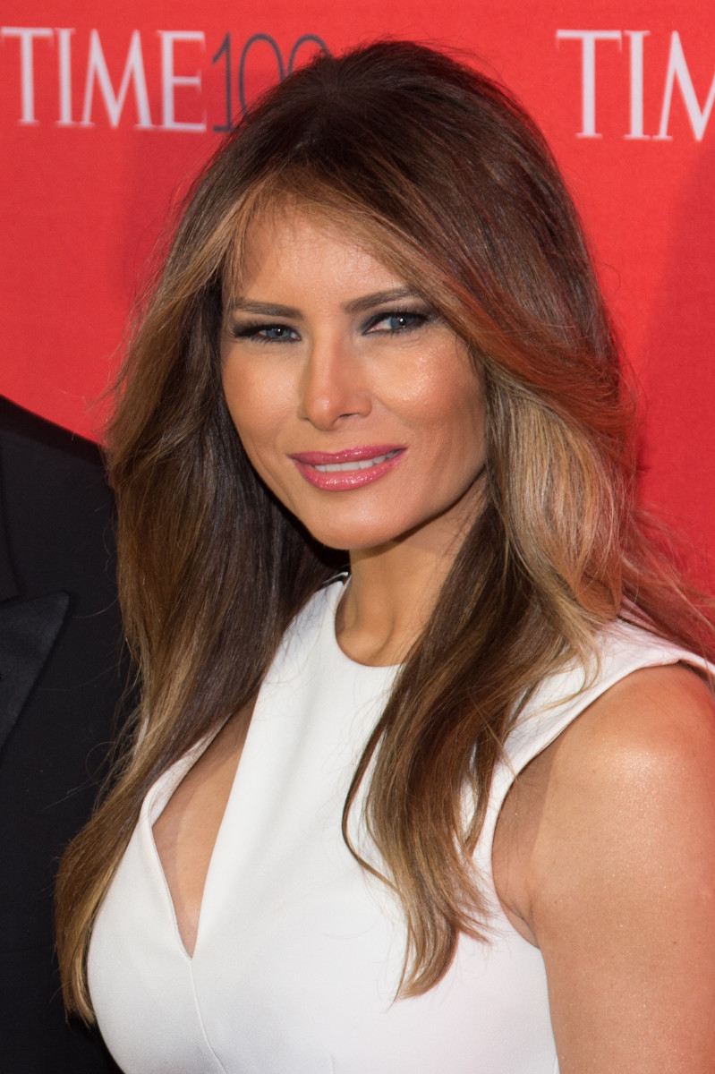 Melania Trump, Before And After - Beautyeditor-1438
