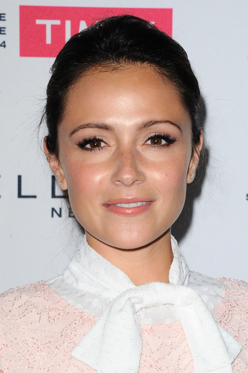 Italia Ricci, People One to Watch event, 2015