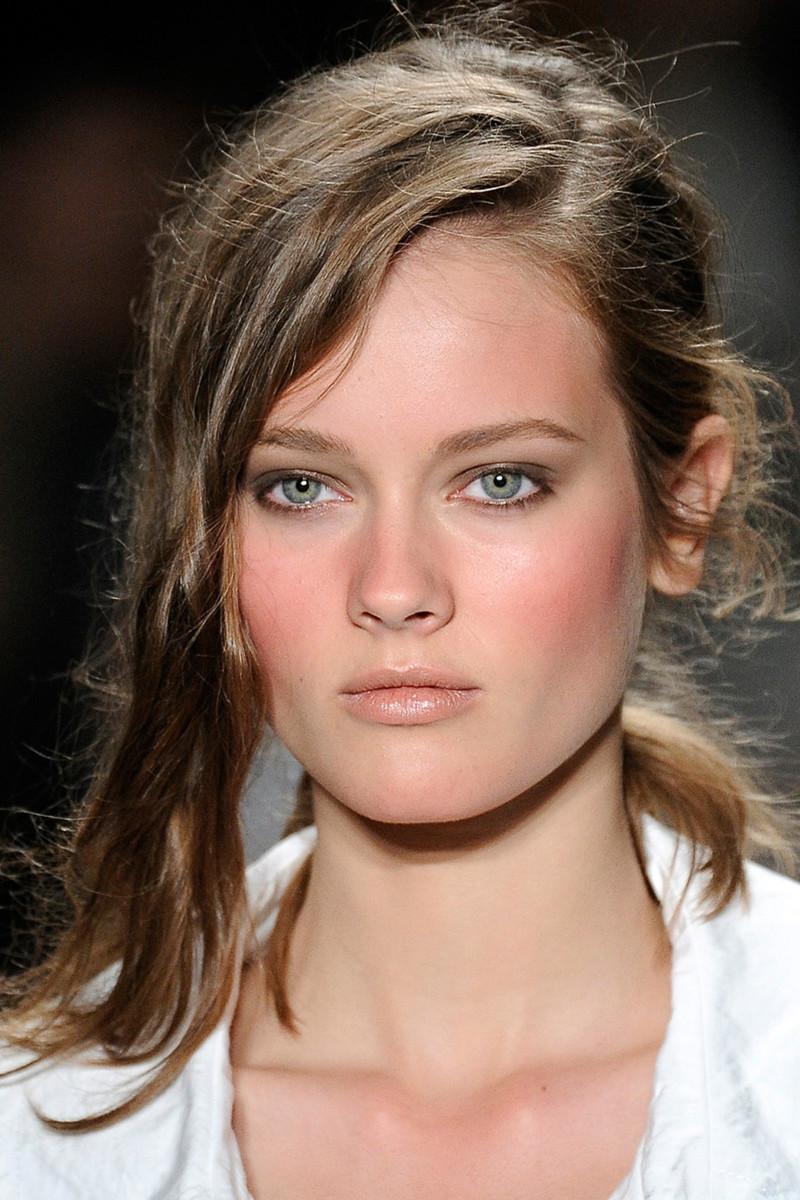 Michael Kors Spring 2011 makeup
