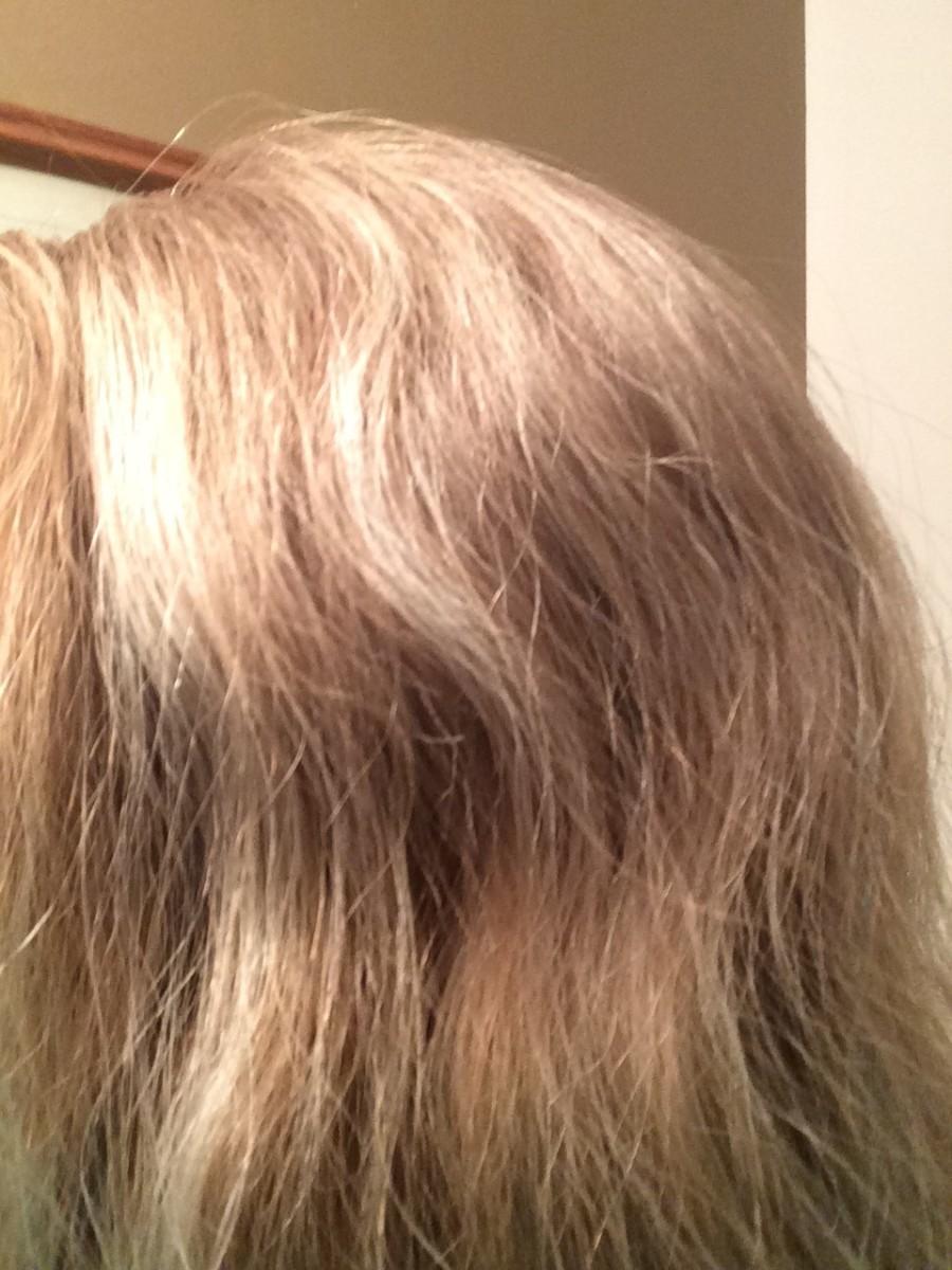 Hair consultation - Kira