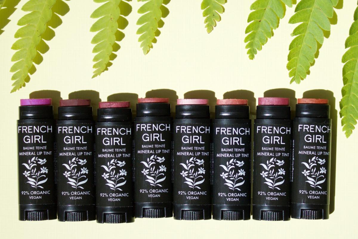 French Girl Lip Tints