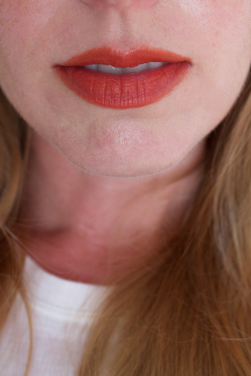 French Girl Lip Tint in Terre Rouge