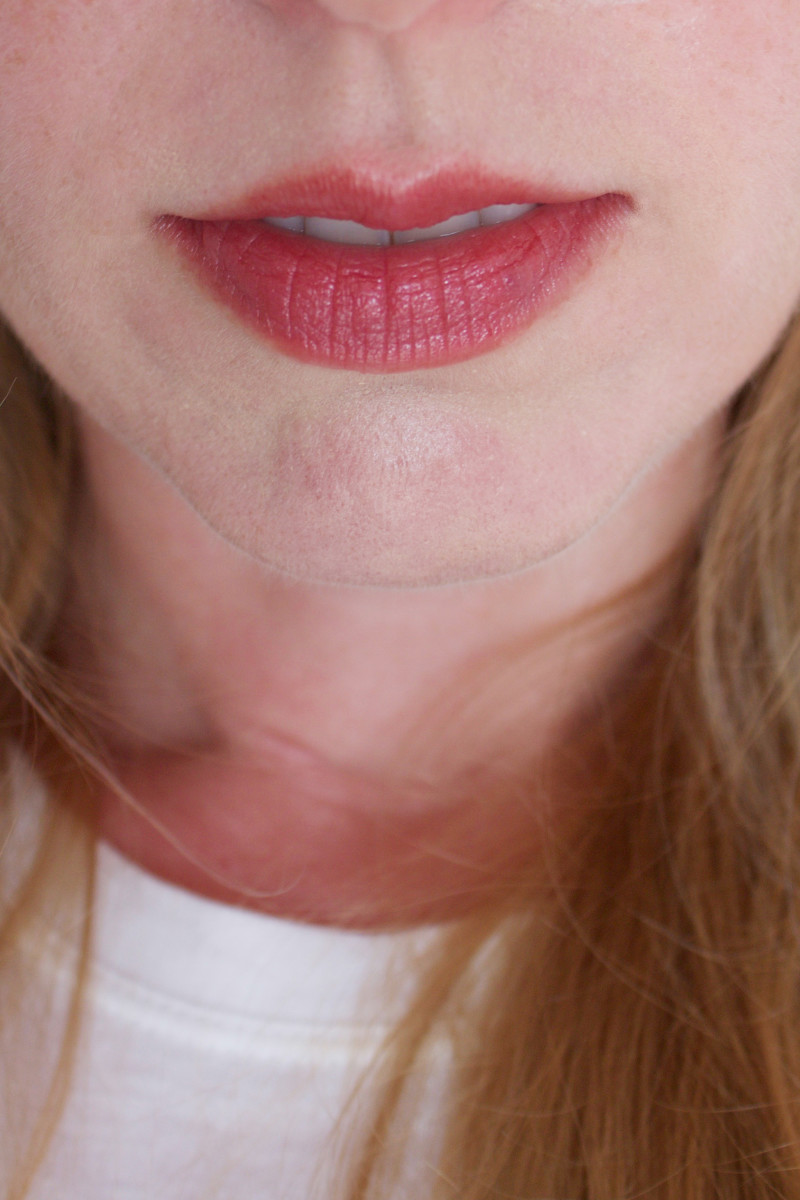 French Girl Lip Tint in Cerise