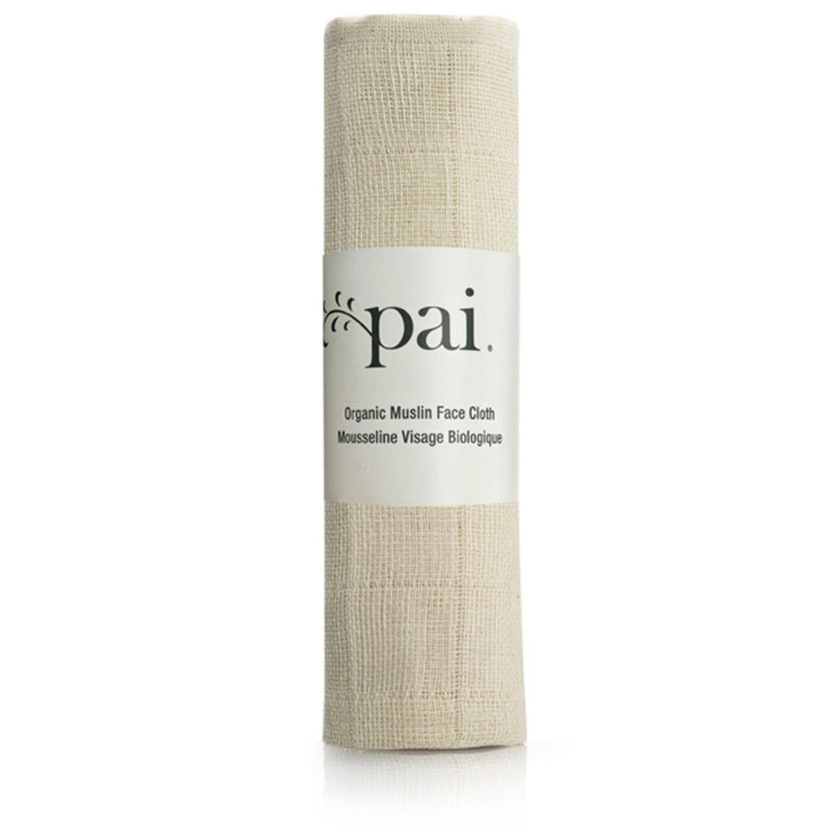 Pai Organic Muslin Face Cloth