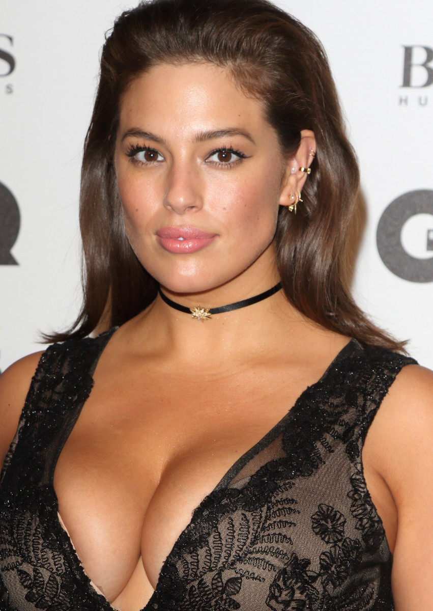 Ashley Graham, GQ Men of the Year Awards, 2016