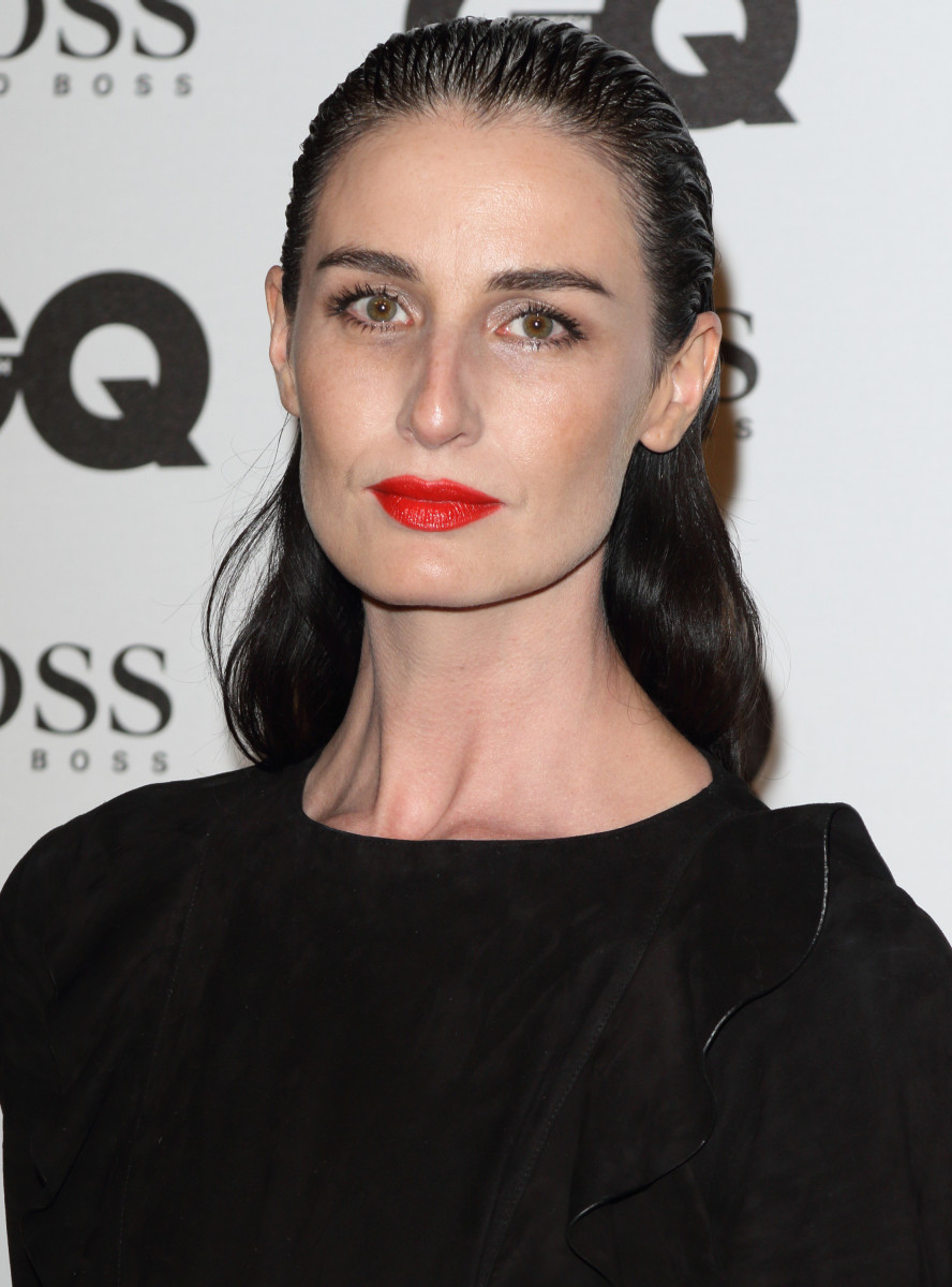 Erin O'Connor, GQ Men of the Year Awards, 2016