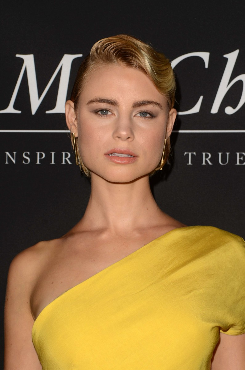 Lucy Fry, Mr. Church premiere, 2016