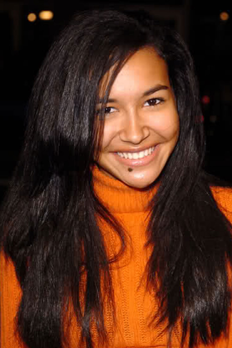 Naya Rivera, Chasing Liberty premiere, 2004