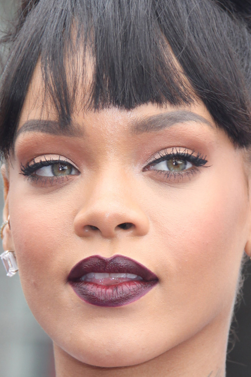 Rihanna, Home premiere, 2015 (close-up)