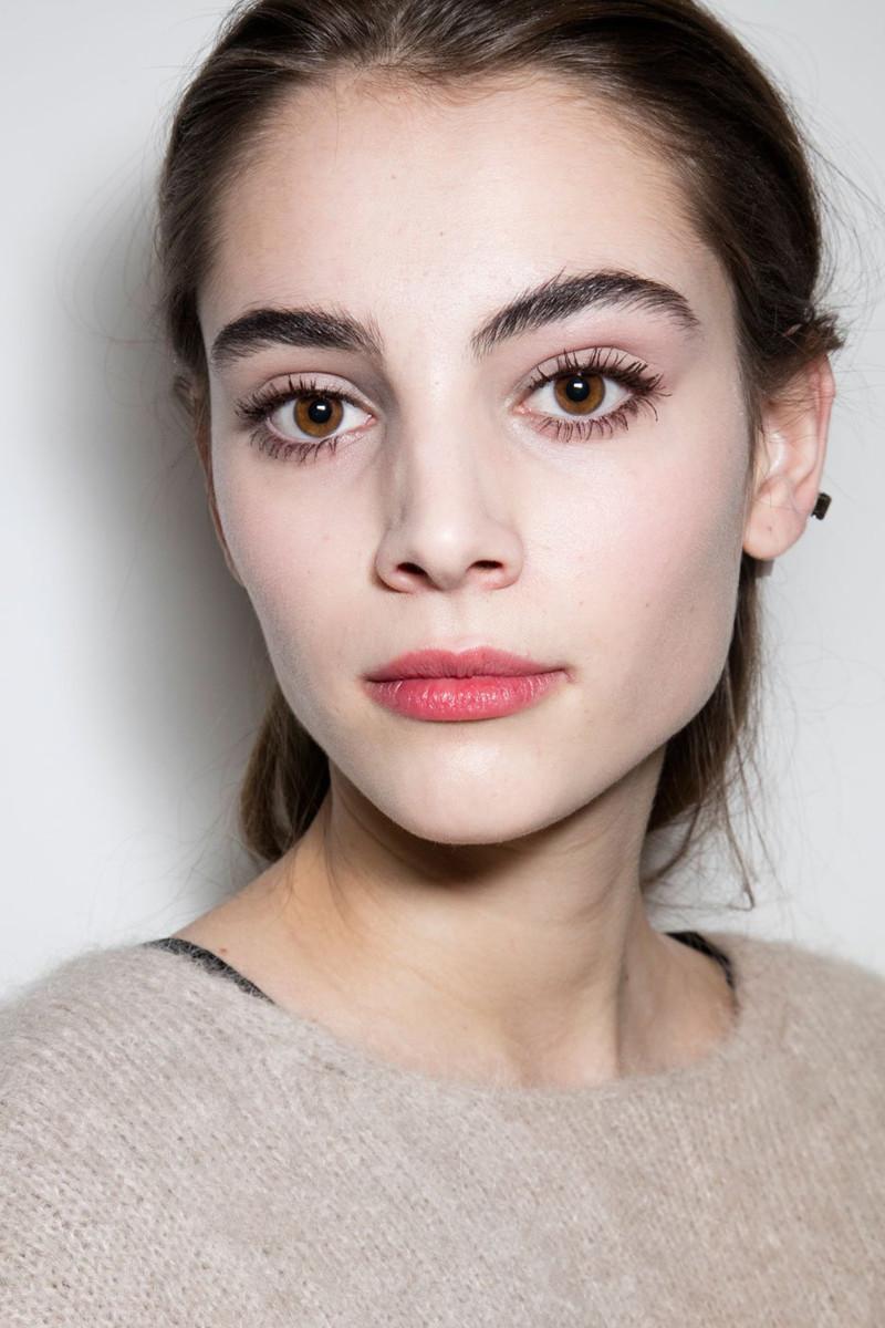 Nina Ricci fall 2016 makeup