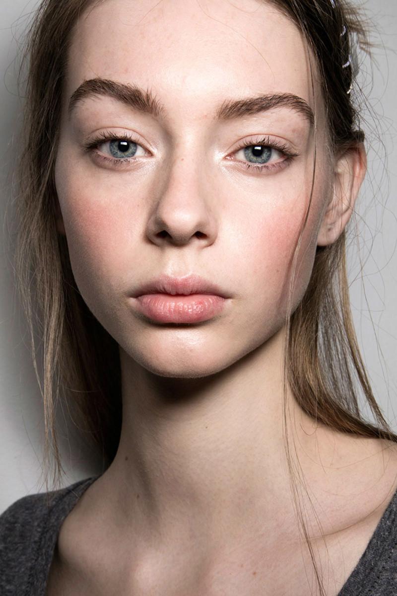 DKNY fall 2016 makeup