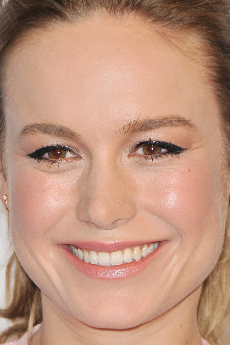 Brie Larson, Academy Awards Nominee Luncheon, 2016 (close-up)