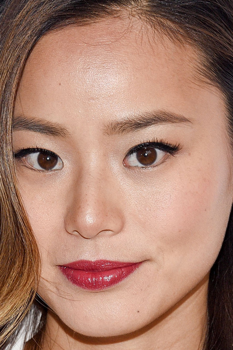 Jamie Chung, Olevolos Project brunch, 2015 (close-up)
