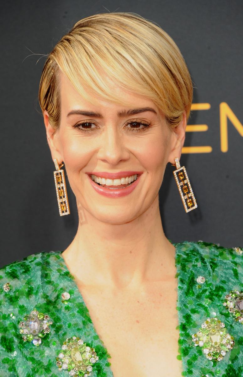 Sarah Paulson, Emmy Awards 2016