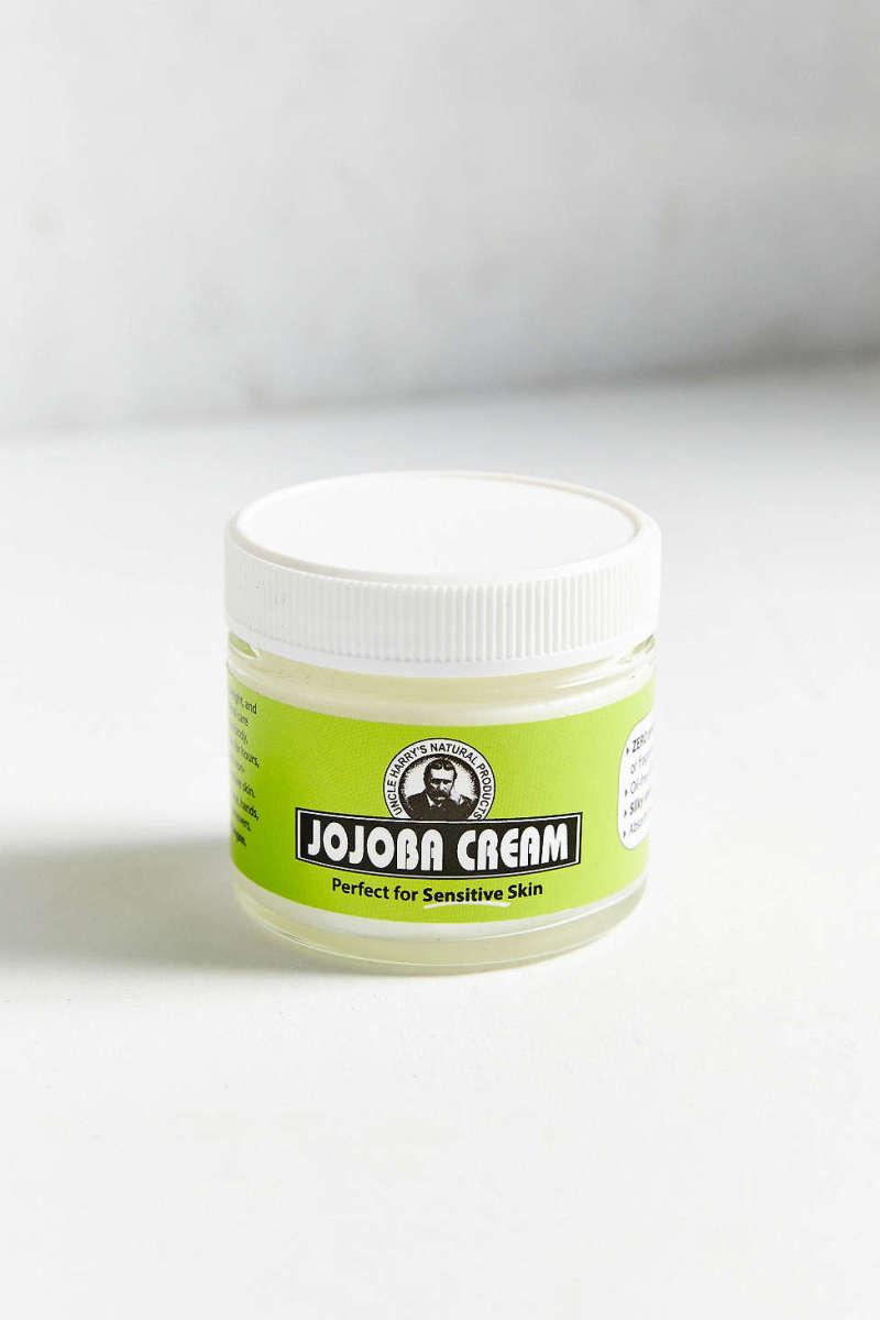 Uncle Harry's Jojoba Cream