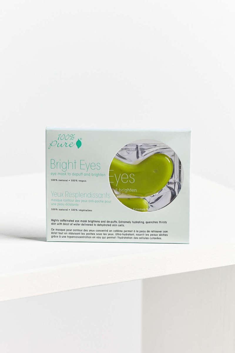 100% Pure Bright Eyes Mask