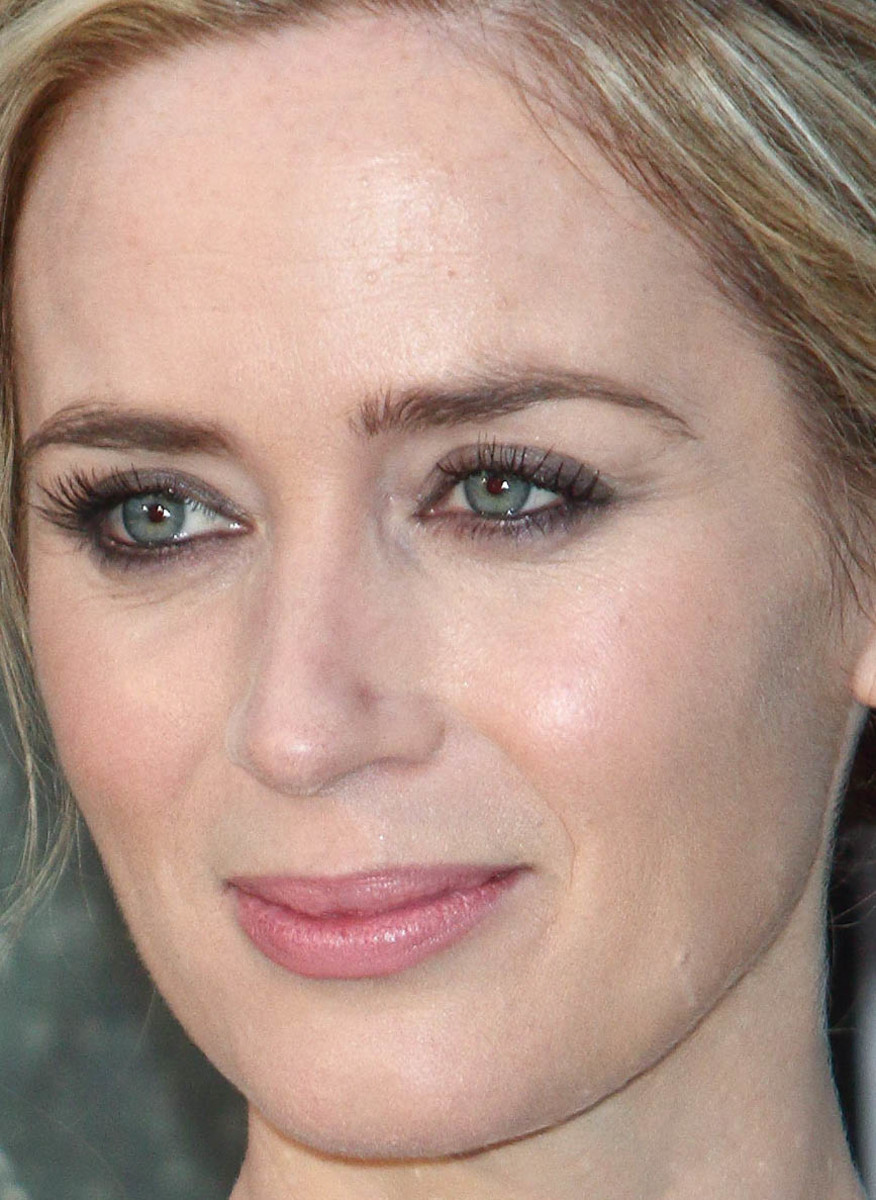 Emily Blunt, The Girl on the Train world premiere, 2016