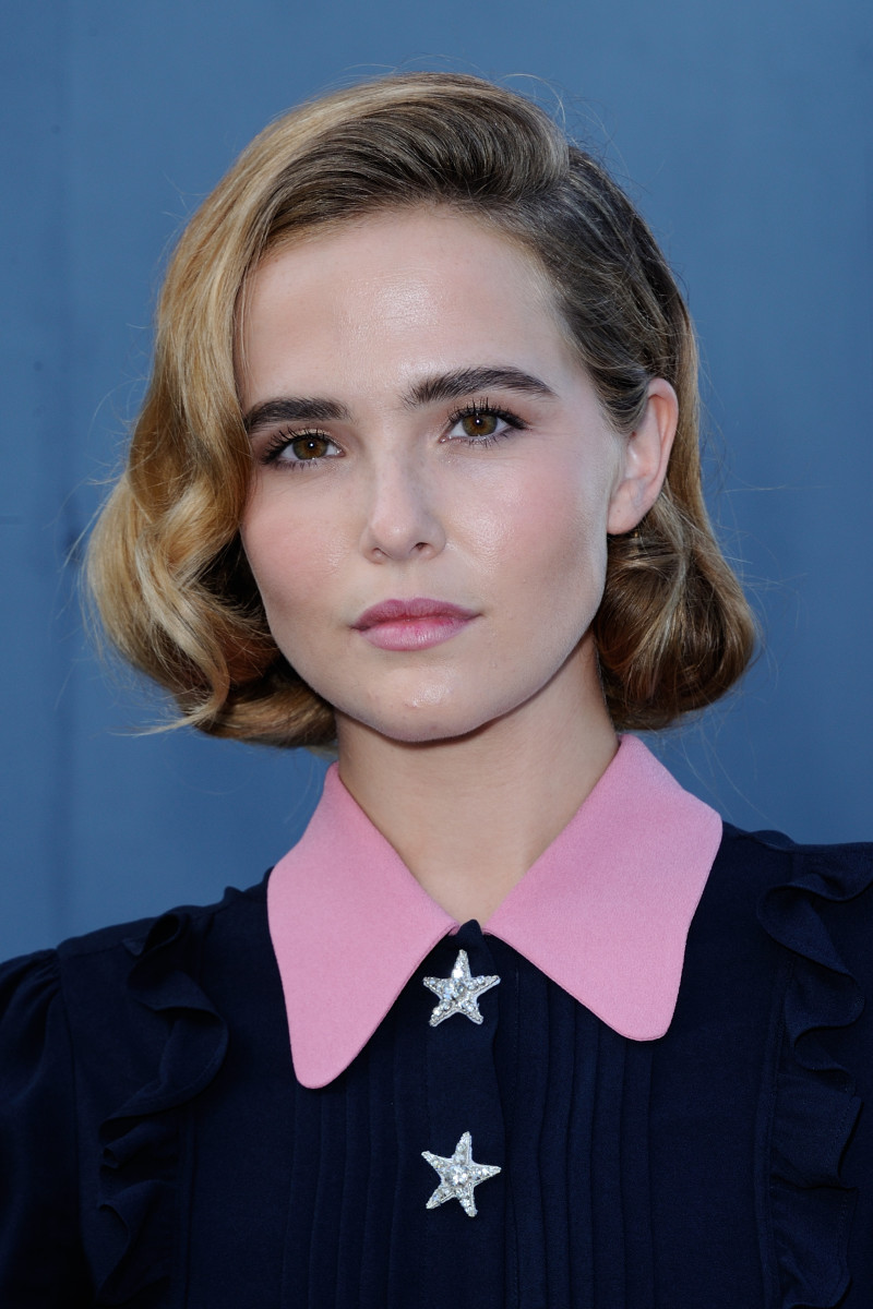 Zoey Deutch, Women's Tales Venice photocall, 2016