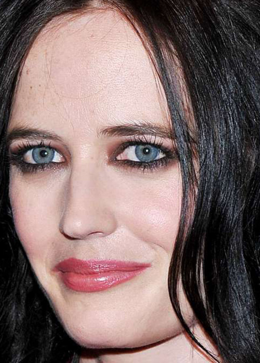 Eva Green, Miss Peregrine's Home for Peculiar Children New York premiere, 2016