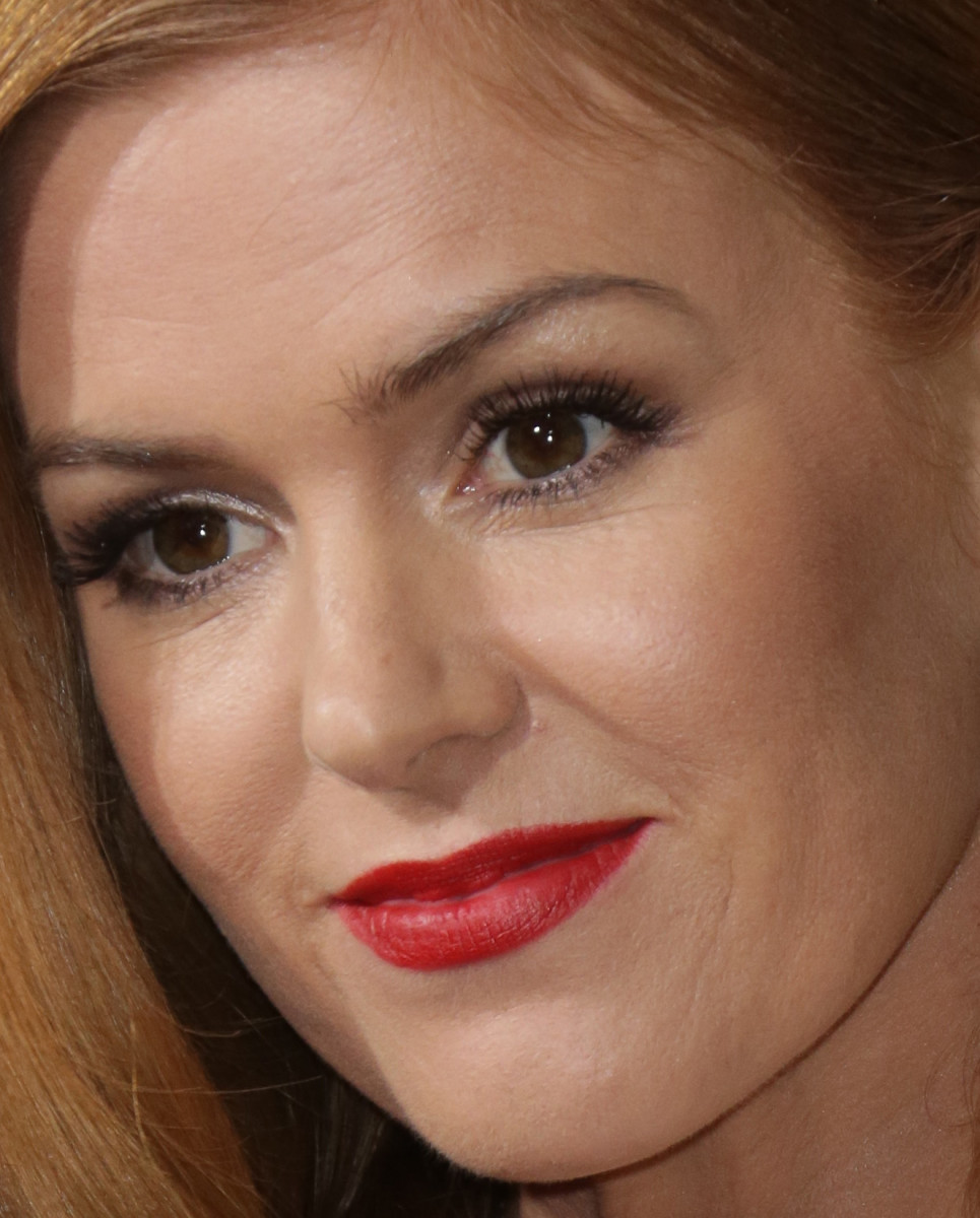 Isla Fisher, Keeping Up with the Joneses premiere, 2016