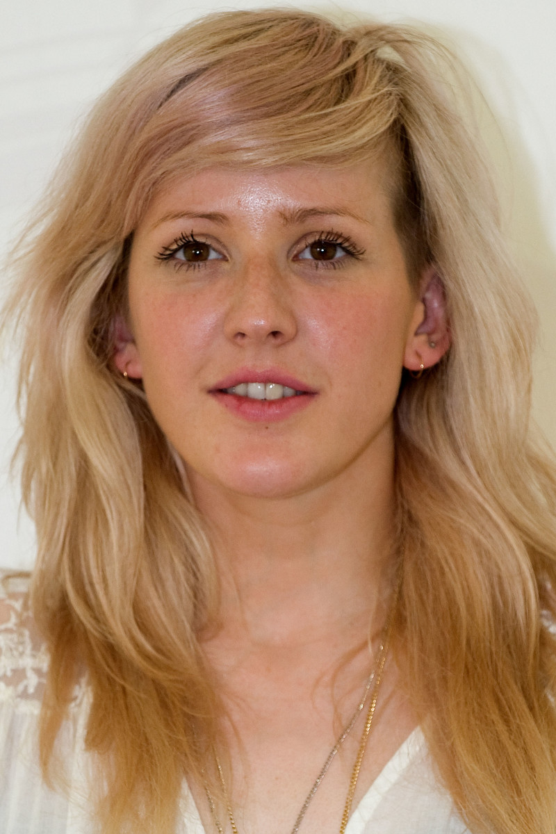 Ellie Goulding Before And After Beautyeditor