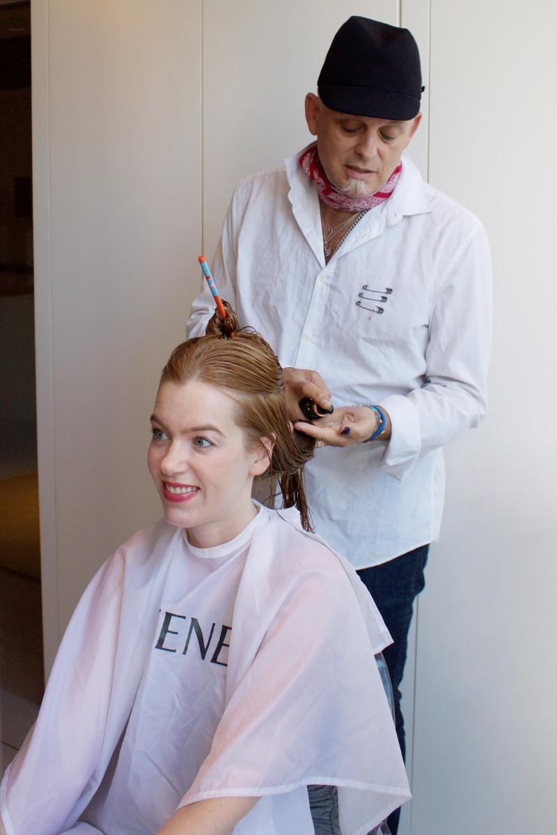 Danilo hairstylist