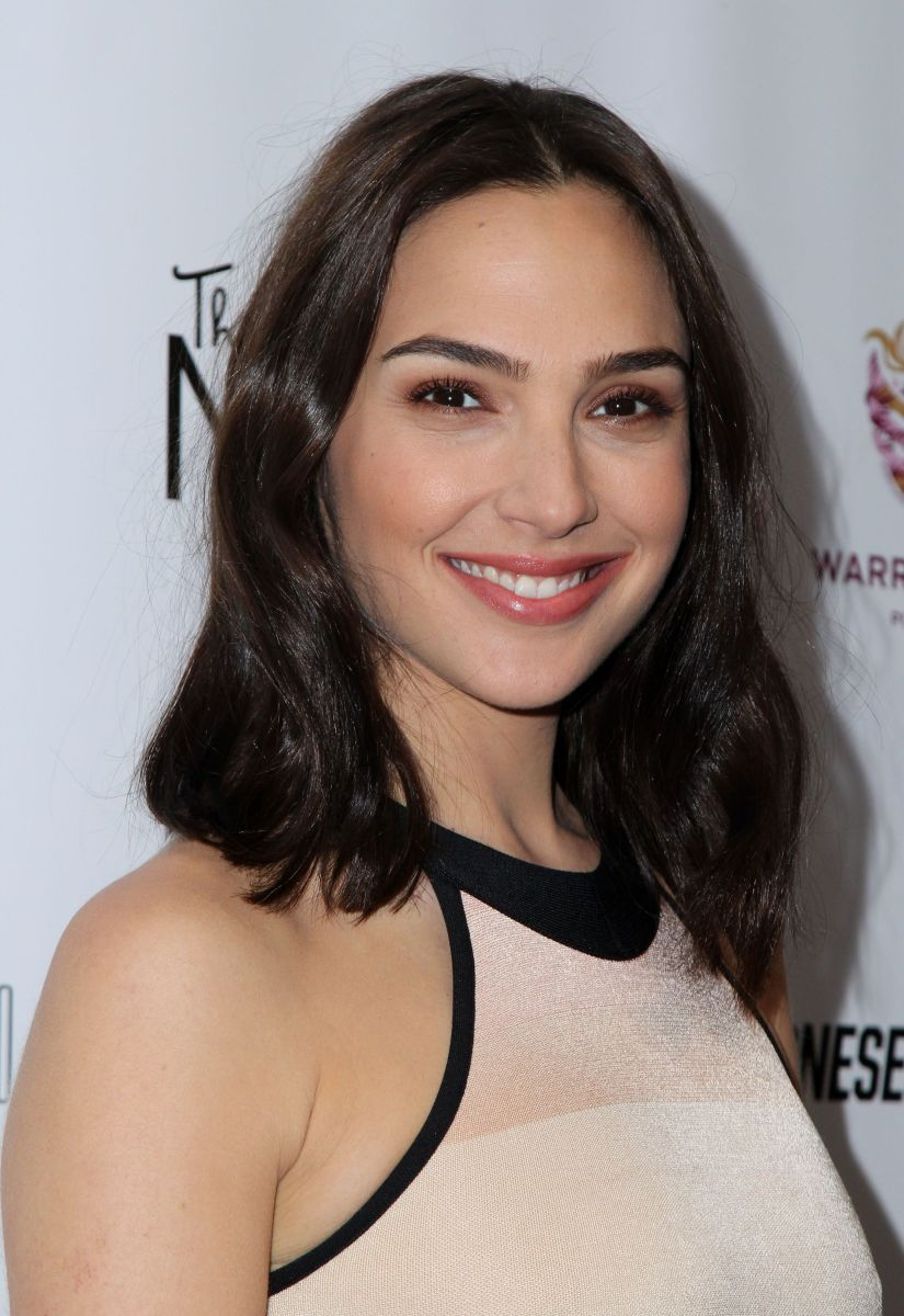 Gal Gadot, Keeping Up with the Joneses screening, 2016