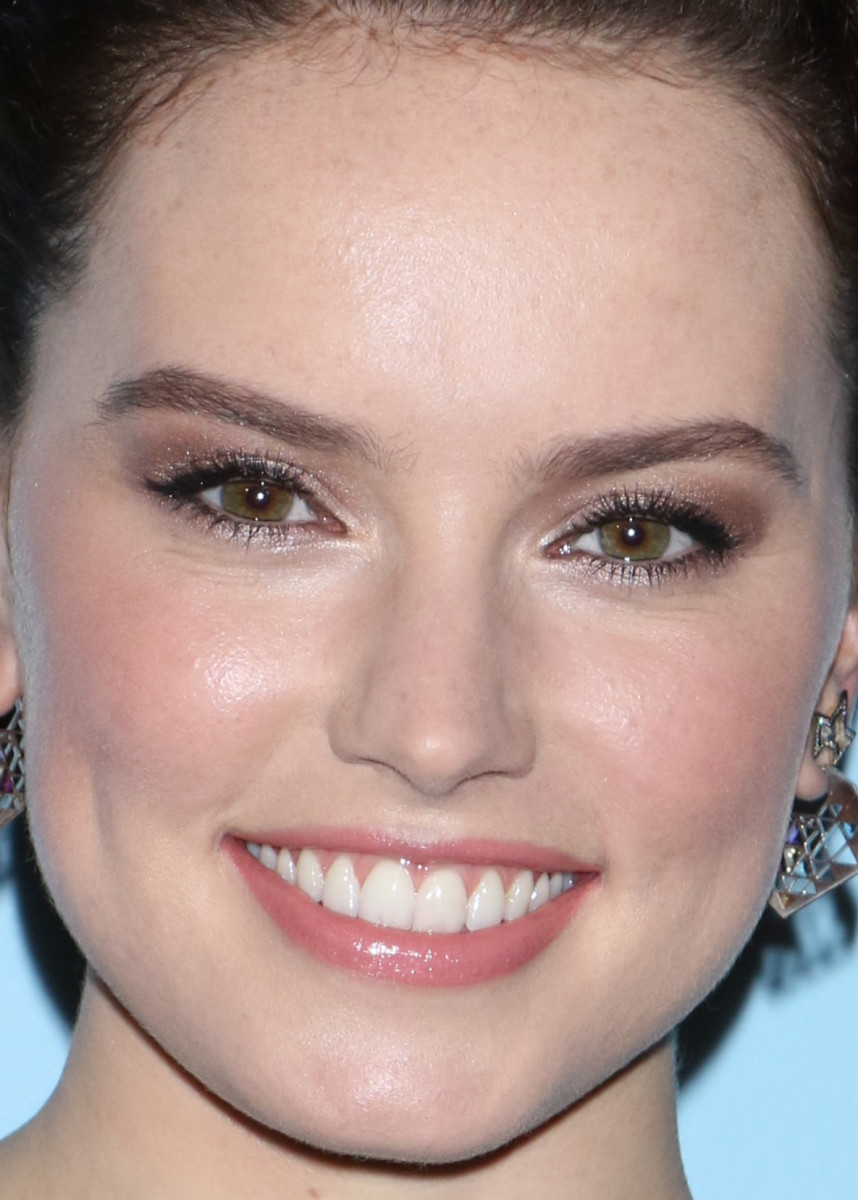 Daisy Ridley, The Eagle Huntress New York premiere, 2016