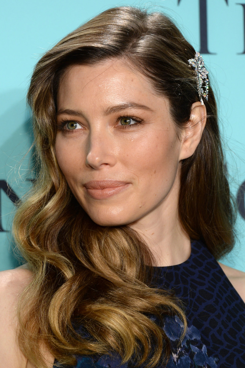Jessica Biel, Before and After - Beautyeditor Jessica Biel
