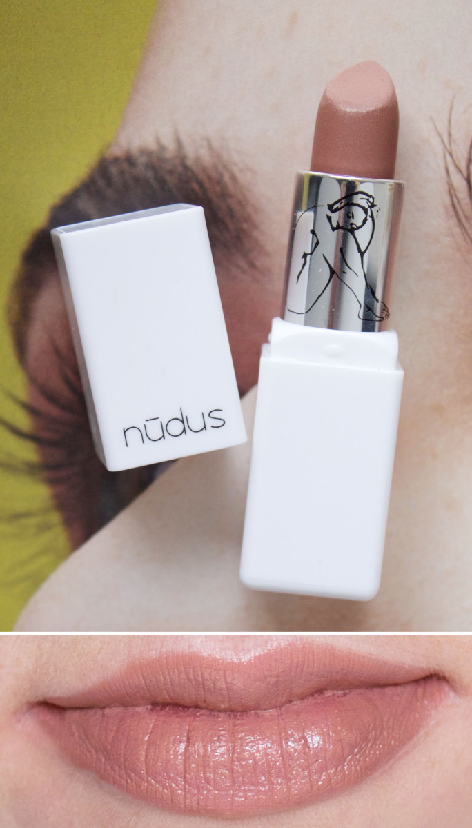 Nudus Lipstick in Naked