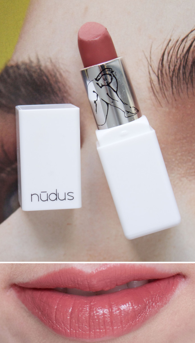 Nudus Lipstick in 27 Kisses