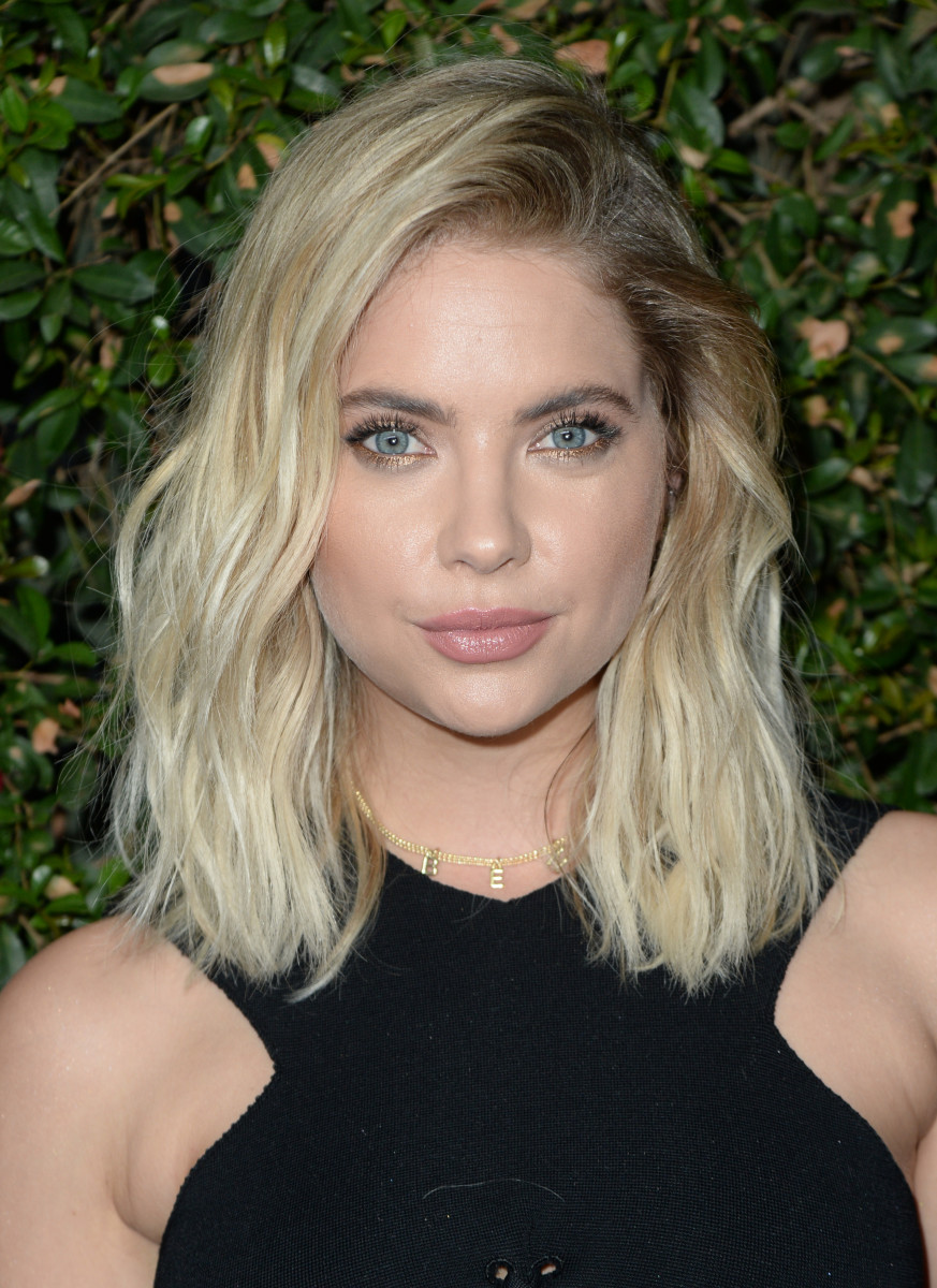 Ashley Benson, Pretty Little Liars final season wrap party, 2016