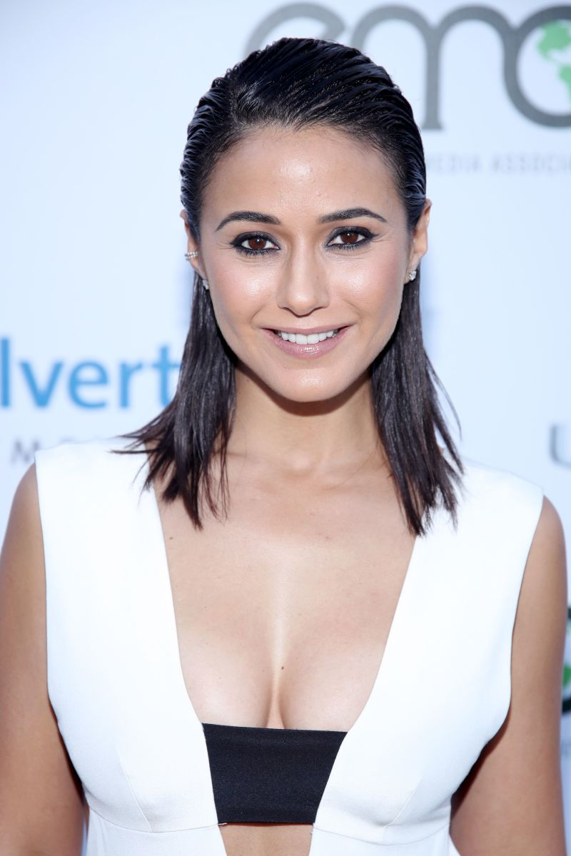 Emmanuelle Chriqui, Environmental Media Association Awards 2016