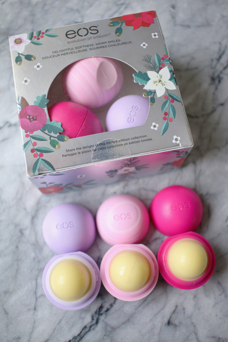 eos Limited Edition Holiday 3-Pack