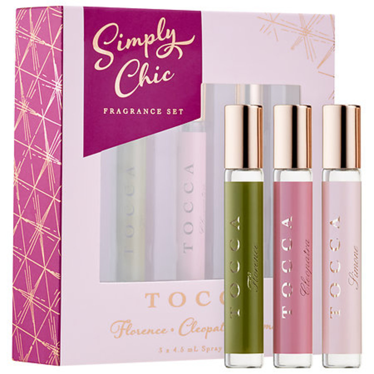 Tocca Simply Chic Set