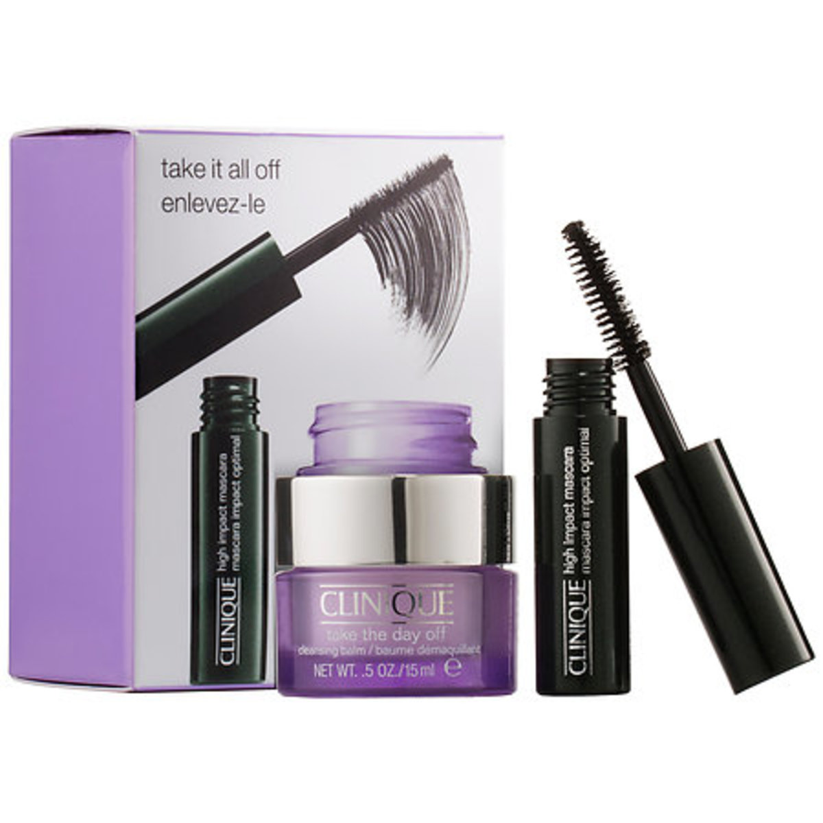 Clinique Take It All Off Duo