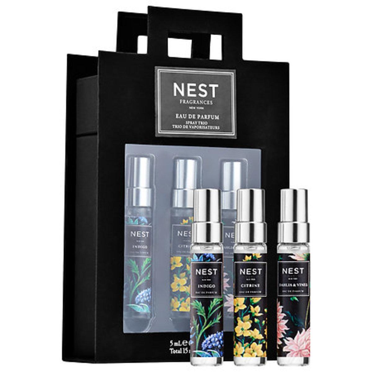 Nest Eau de Parfum Travel Spray Trio
