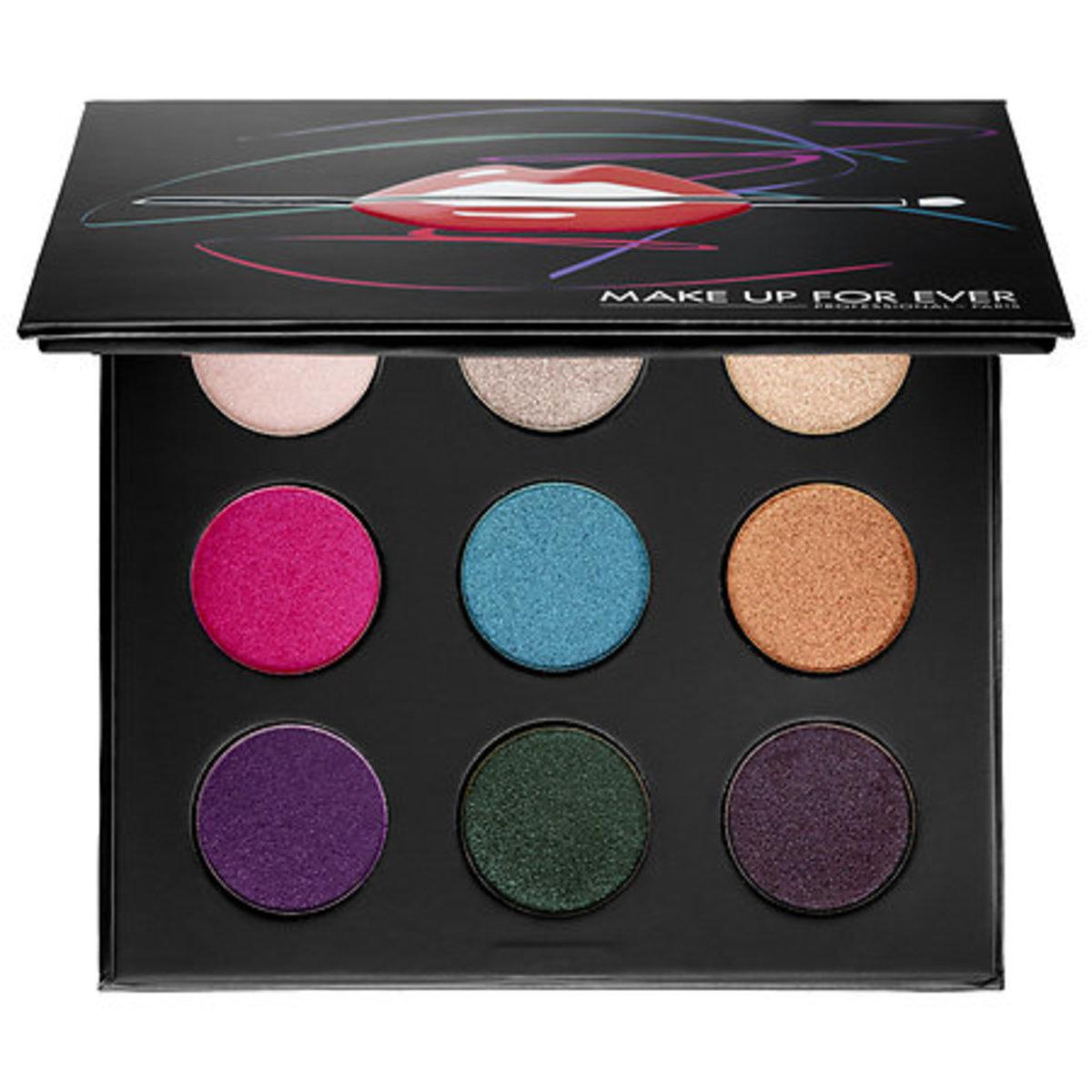 Make Up For Ever Artist Palette Volume 2 Artistic