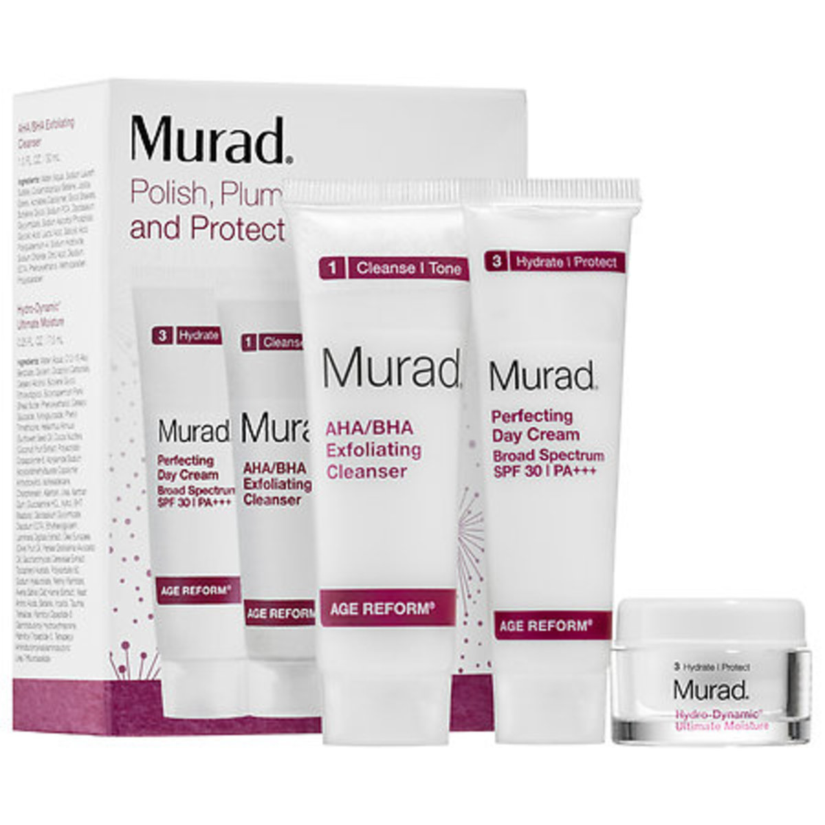 Murad Polish, Plump and Protect
