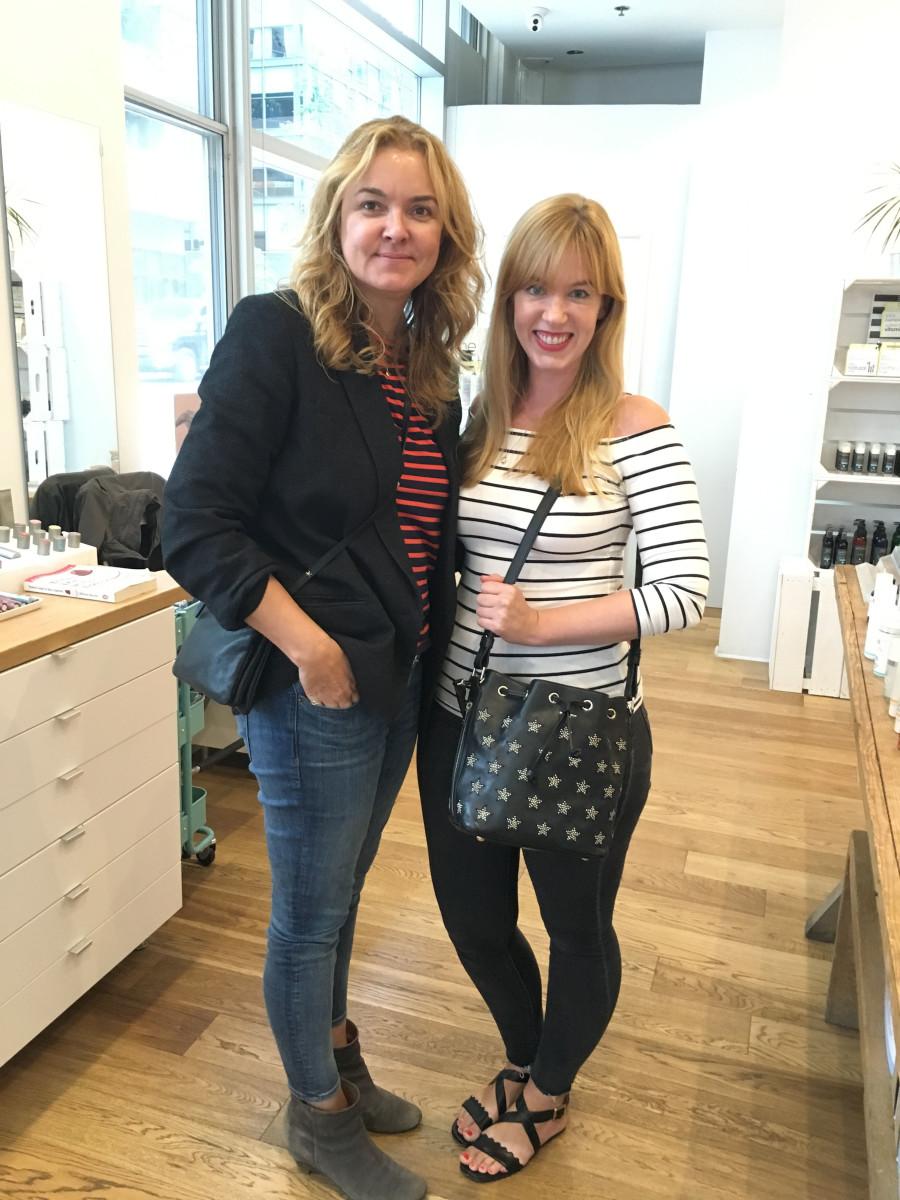 Kirsten Kjaer Weis and Beautyeditor