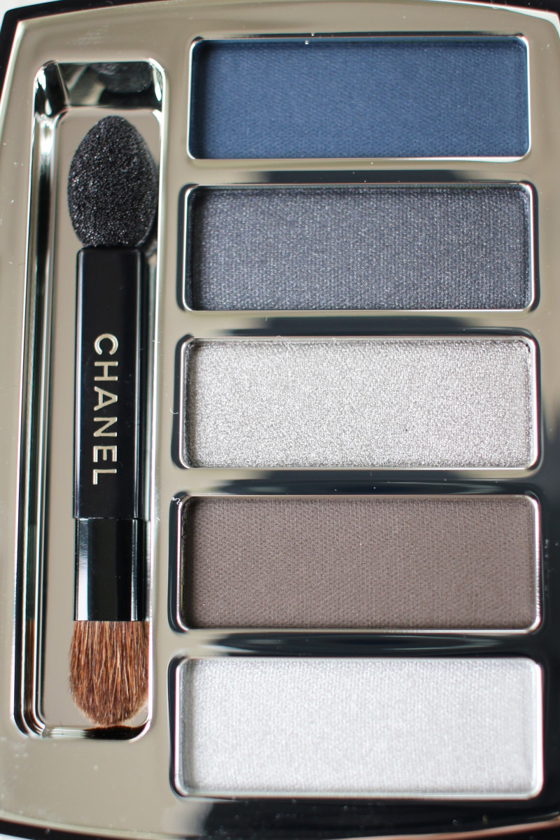 Chanel Architectonic Eyeshadow Palette